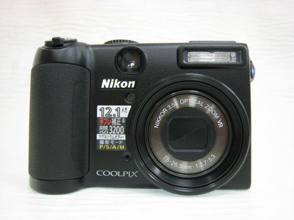 Nikon デジタルカメラ COOLPIX P5100