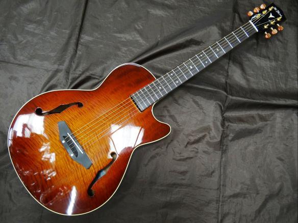 K.Yairi エレアコギター KYF-2