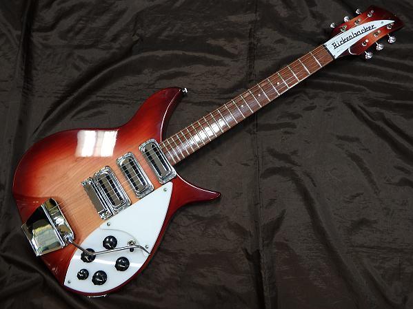 Rickenbacker エレキギター 325V63/FG 1996年製