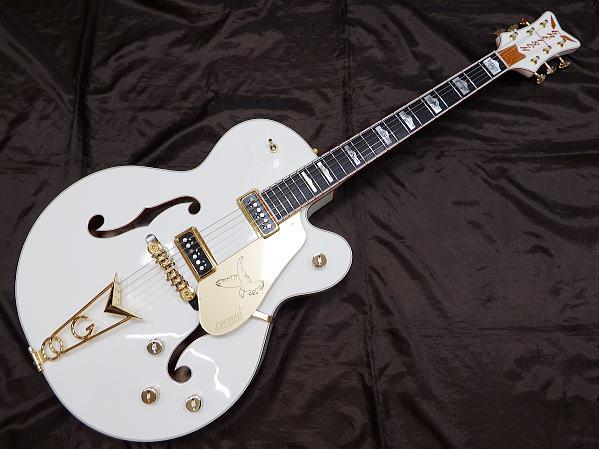 GRETSCH フルアコギター G6136DS/White Falcon 2012年製