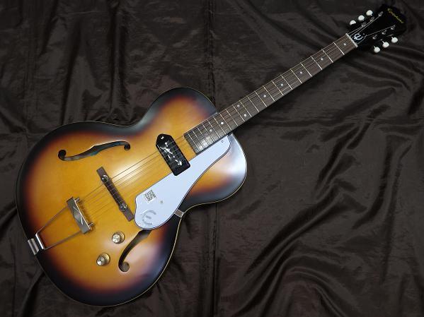 Epiphone フルアコギター 66Century/VS