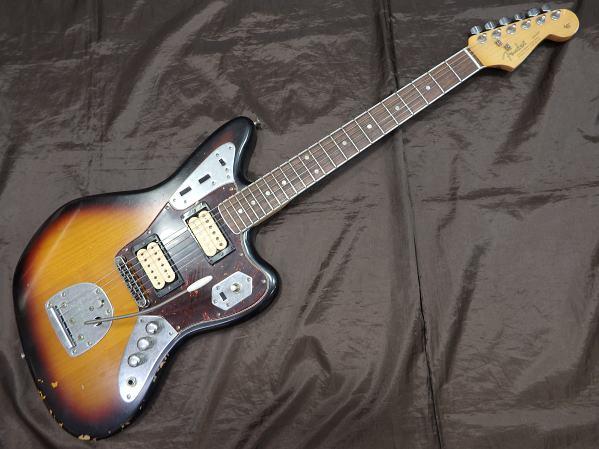 Fender Mexico エレキギター Kurt Cobain Jaugar/3CS