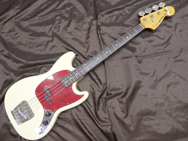 Fender Japan ベースギター MB98-70SD/VWH
