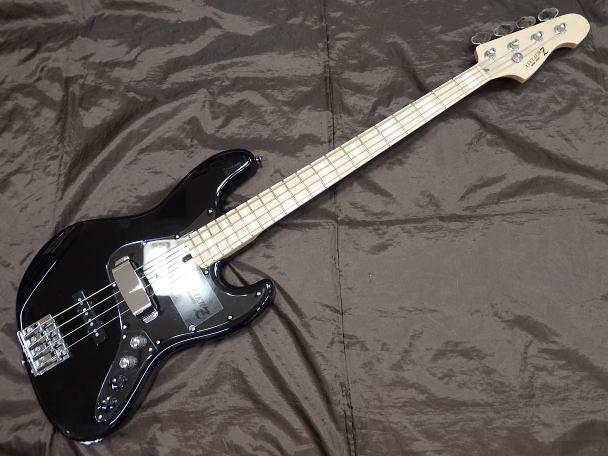 ATLIER Z ベースギター M#245CTM/TP-BK