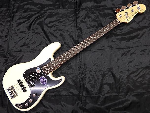 Fender USA ベースギター AM DX Precision Bass N3/OW 2013