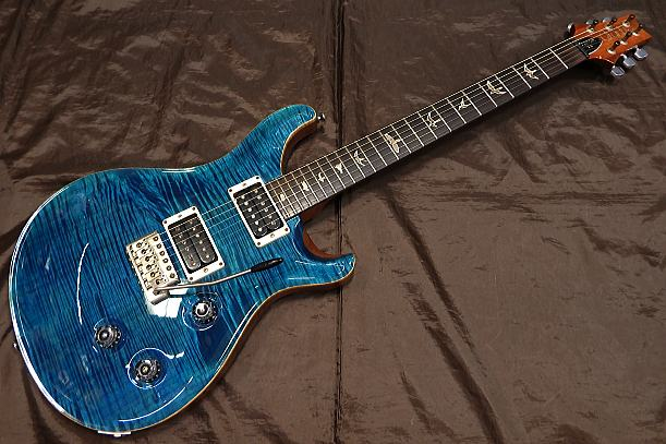 Paul Reed Smith エレキギター Custom24/10top/Blue Matteo