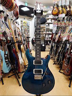 PRS Custom24ブルー.JPG