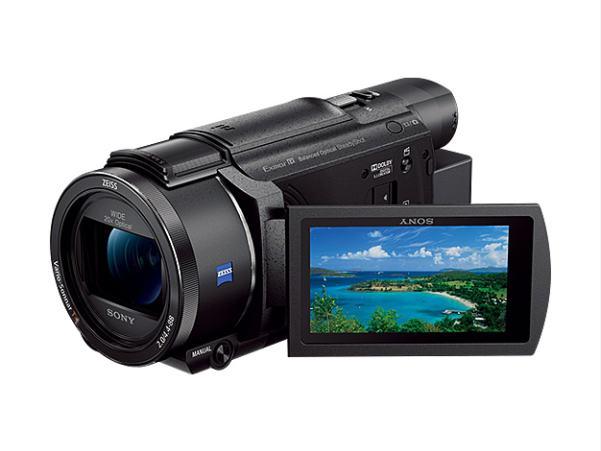 ソニー 4K対応ビデオカメラ FDR-AX60