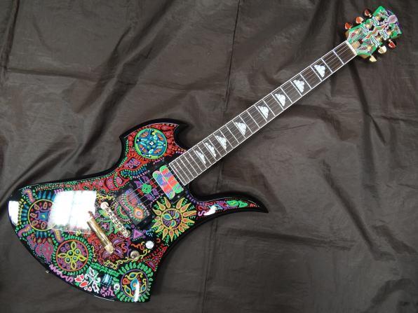 BURNY エレキギター MG-145X