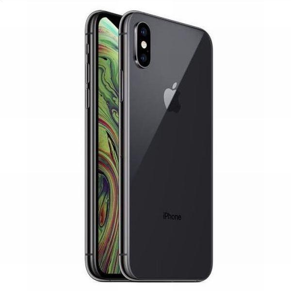 アップル iPhoneXS 256GB MTE02J/A スペースグレー