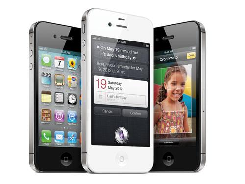 iPhone4S SIMフリー入荷!!
