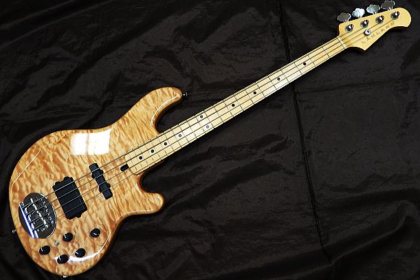 LAKLAND ベースギター 4-94DELUXE/MAPLE/N 2006