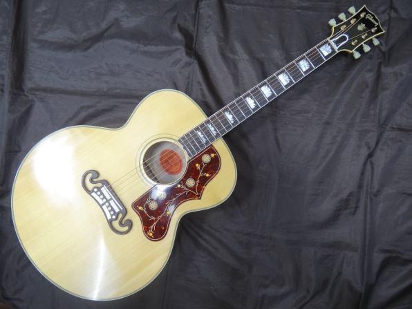 Gibson アコースティックギター SJ-200 TV VOS