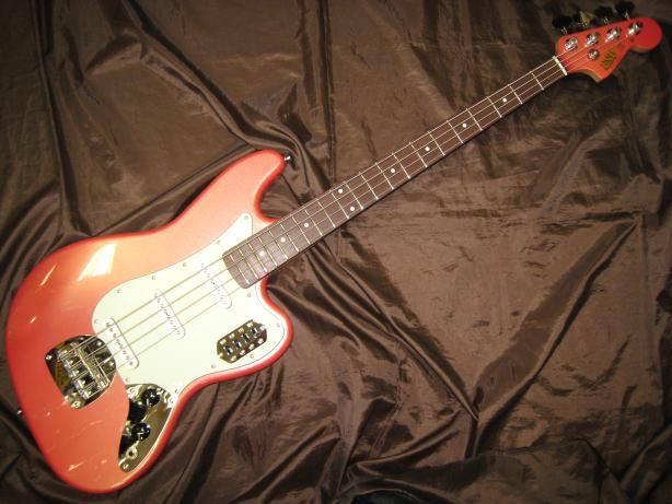 ESP ベースギター BASS-Ⅳ/SFR